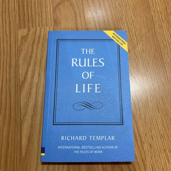 The Rules of Life Richard Templar new condition